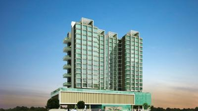 Gallery Cover Image of 1849 Sq.ft 3 BHK Apartment for buy in Zire The Kollage, Andheri East for 49900000