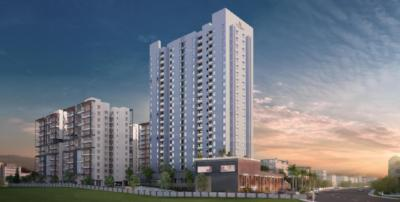 Gallery Cover Image of 1100 Sq.ft 2 BHK Apartment for rent in Vilas Palladio Phase 2, Tathawade for 18000