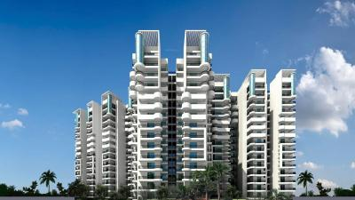 Gallery Cover Image of 1665 Sq.ft 3 BHK Apartment for rent in Grand Heritage, Sector 74 for 23000