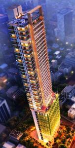 Gallery Cover Image of 1650 Sq.ft 3 BHK Apartment for buy in Shristi Infrastructure Development Sea View, Mahim for 85000000
