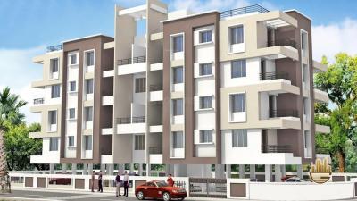 Gallery Cover Image of 970 Sq.ft 2 BHK Apartment for buy in Shree Ganesh Ganesh Shrushti, Ravet for 6000000