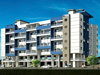 Gallery Cover Image of 950 Sq.ft 2 BHK Apartment for buy in Jairaj Moraya, Katraj for 6100000