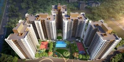 Gallery Cover Image of 1411 Sq.ft 3 BHK Apartment for buy in Suncrest Estate, Rajpur for 4700000
