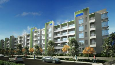 Gallery Cover Image of 990 Sq.ft 1 BHK Apartment for rent in Madhuram, Whitefield for 25000