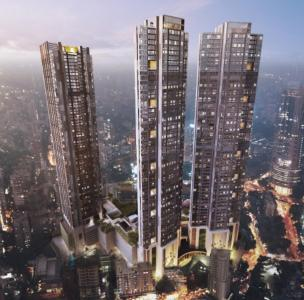 Gallery Cover Pic of Rustomjee Crown Phase 1
