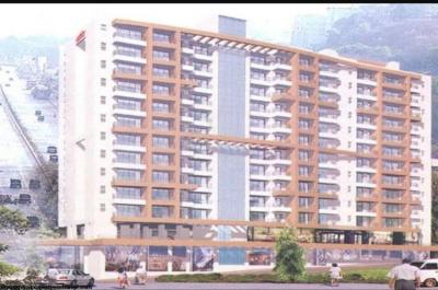 Gallery Cover Image of 610 Sq.ft 1 BHK Apartment for rent in Sonata Greens, Vikhroli West for 35000