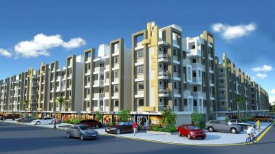 Gallery Cover Image of 1200 Sq.ft 1 BHK Apartment for buy in Dharmadev Swaminarayan Park, Nava Naroda for 1500000