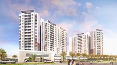 Gallery Cover Image of 1000 Sq.ft 2 BHK Apartment for rent in Pegasus Megapolis Symphony Phase I, Hinjewadi for 15000