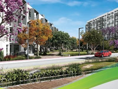 Gallery Cover Image of 1650 Sq.ft 3 BHK Apartment for buy in Rise, Sector 86 for 5000000