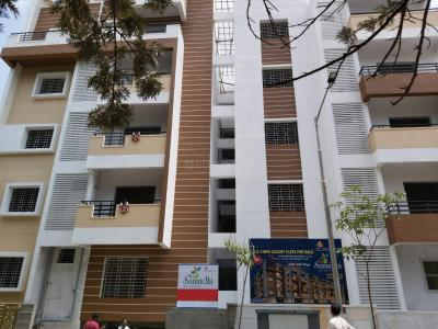 Gallery Cover Image of 760 Sq.ft 2 BHK Independent House for rent in MR Sannidhi, Nagavara for 16000