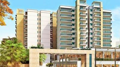 Gallery Cover Image of 840 Sq.ft 3 BHK Apartment for buy in ROF Aalayas, Sector 102 for 5500000