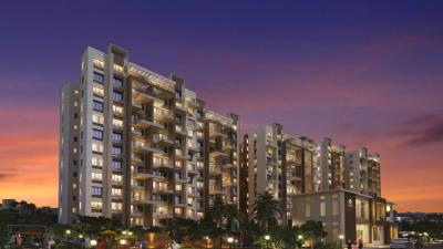 Gallery Cover Image of 1042 Sq.ft 2 BHK Apartment for buy in Maa Sai Dwarika, Yewalewadi for 4800000