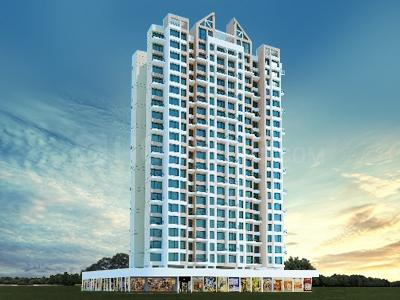 Gallery Cover Image of 964 Sq.ft 2 BHK Apartment for buy in Tulsi Aura, Ghansoli for 12500000