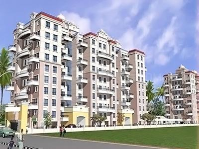 Gallery Cover Image of 1450 Sq.ft 3 BHK Apartment for buy in M Vijay Spring Bloom, Ghorpadi for 9000000