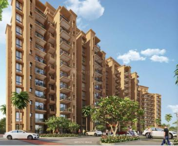 Gallery Cover Image of 589 Sq.ft 2 BHK Apartment for buy in Signature Global Proxima 1, Sector 89 for 2396933