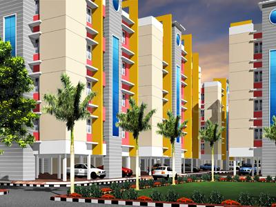 Gallery Cover Pic of Durvish Apartments