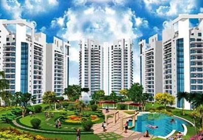 Gallery Cover Image of 1325 Sq.ft 3 BHK Apartment for buy in Valley View Estate, Gwal Pahari for 7000000