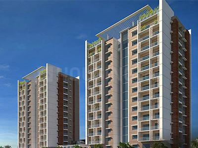 Gallery Cover Image of 1633 Sq.ft 2 BHK Apartment for buy in Ozone Pole Star, Nagavara for 12400000