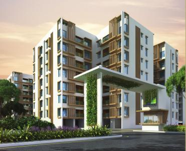 Gallery Cover Image of 1407 Sq.ft 3 BHK Apartment for buy in TVS Peninsula, Manapakkam for 7033000