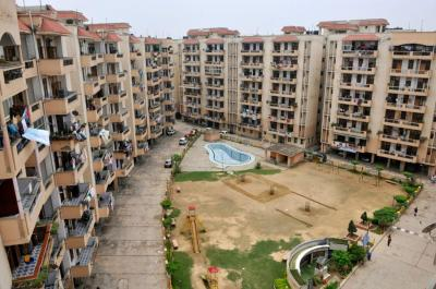 Gallery Cover Image of 1400 Sq.ft 3 BHK Apartment for rent in SVP Gulmohur Enclave, Nehru Nagar for 13000
