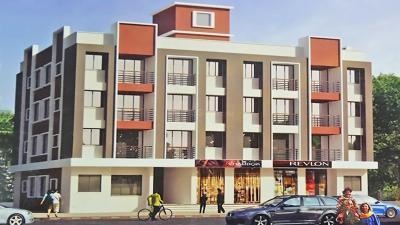 Gallery Cover Image of 726 Sq.ft 2 BHK Apartment for rent in Padmavati Shilp Vastu, Bhiwandi for 10000