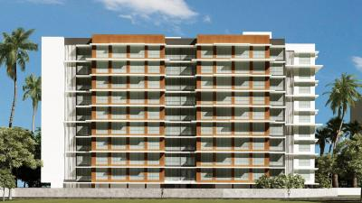 Gallery Cover Image of 520 Sq.ft 1 BHK Apartment for buy in The Baya Gold Spot, Andheri East for 13000000