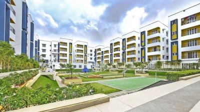 Gallery Cover Image of 1477 Sq.ft 3 BHK Apartment for buy in Urban Tree Infinity, Porur for 9500000
