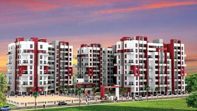 Gallery Cover Image of 650 Sq.ft 1 BHK Apartment for rent in Avishkar Blueberry, Fursungi for 9000