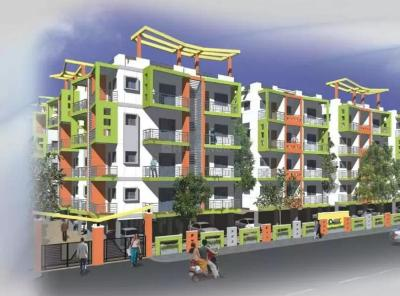 Gallery Cover Image of 1412 Sq.ft 3 BHK Apartment for rent in Calyx, Bommanahalli for 23000