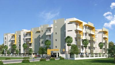 Gallery Cover Image of 1133 Sq.ft 2 BHK Apartment for rent in Aban Essence, Kudlu for 19000