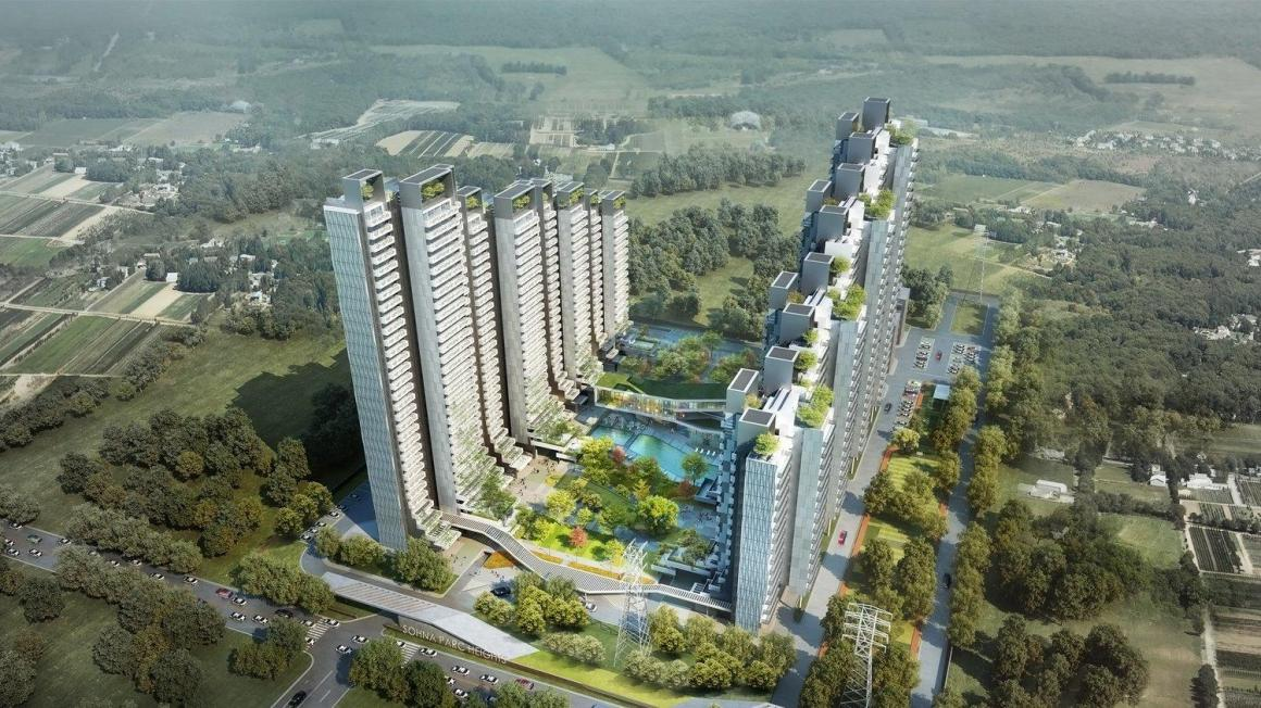 Ild Arete In Sector 33 Sohna Gurgaon By Ild