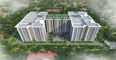 Gallery Cover Image of 1595 Sq.ft 3 BHK Apartment for rent in Elements Of Nature Akash Block, Balagere for 27000