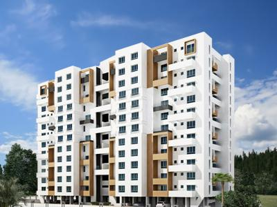Gallery Cover Image of 870 Sq.ft 2 BHK Apartment for rent in Kohinoor Begonia, Talegaon Dabhade for 7000