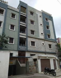 Gallery Cover Image of 1000 Sq.ft 2 BHK Apartment for rent in Shiva Sai Residency, Meerpet for 16000