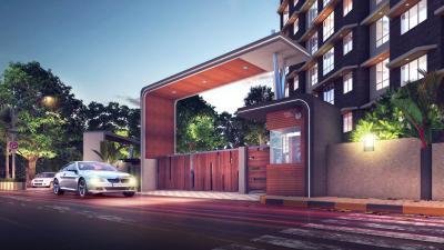 Gallery Cover Image of 645 Sq.ft 1 BHK Apartment for buy in Shraddha Passion, Vikhroli East for 7500000