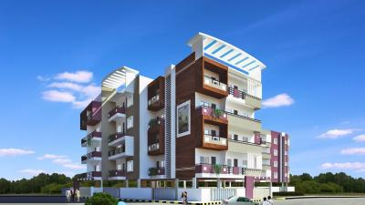 Gallery Cover Image of 1020 Sq.ft 2 BHK Apartment for rent in Vajra Vista, RR Nagar for 14500
