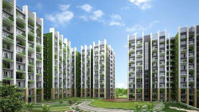 Gallery Cover Image of 1285 Sq.ft 3 BHK Apartment for buy in Jain Dream Eco City, Bidhannagar for 3953870