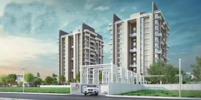 Gallery Cover Image of 700 Sq.ft 2 BHK Apartment for buy in Merlin Verve, Tollygunge for 5900000