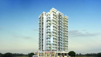 Gallery Cover Image of 600 Sq.ft 1 BHK Apartment for rent in Mangalmurti Mauli Heights, Ghansoli for 15000