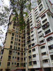 Gallery Cover Image of 620 Sq.ft 1 BHK Apartment for rent in Maple Heights CHSL, Mulund West for 24000
