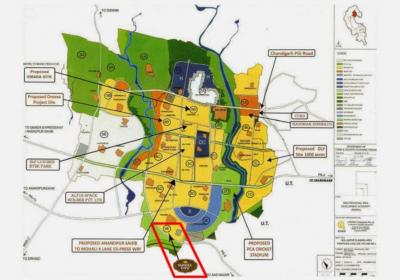 Residential Lands for Sale in The Indian Suntec City