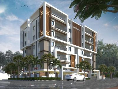 Gallery Cover Image of 1200 Sq.ft 2 BHK Apartment for buy in Ideal Hub, Narsingi for 6500000