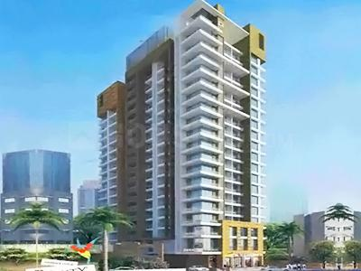 Gallery Cover Image of 600 Sq.ft 1 BHK Apartment for rent in Beauty Heights, Bhandup West for 25000