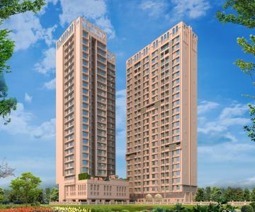Gallery Cover Image of 468 Sq.ft 1 BHK Apartment for buy in Avant Heritage I, Jogeshwari East for 11200000