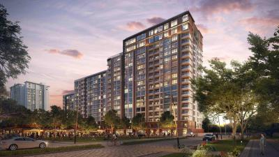 Gallery Cover Pic of Godrej The Trees Residential Phase 1