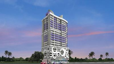 Gallery Cover Image of 650 Sq.ft 1 BHK Apartment for rent in Natasha Enclave, Thane West for 17000