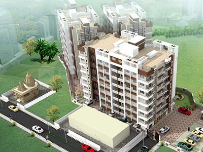 Gallery Cover Pic of Vedant Orchid Residency Phase 1
