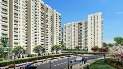 Gallery Cover Image of 653 Sq.ft 1 RK Apartment for buy in Ozone Greens, Medavakkam for 3201000