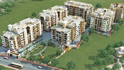 Gallery Cover Image of 1408 Sq.ft 2 BHK Apartment for buy in Shreeram Heights, Jawahar Nagar for 3200000