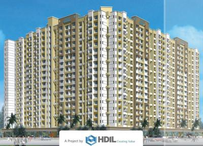 Gallery Cover Image of 720 Sq.ft 2 BHK Apartment for rent in HDIL Galaxy Apartments, Kurla East for 30000